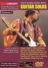 NEW LICK LIBRARY LEARN TO PLAY CLASSIC ROCK SOLOS VOLUME 2 DVD ELECTRIC GUITAR