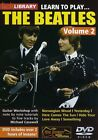 LICK LIBRARY - LEARN TO PLAY THE BEATLES VOLUME 2 - GUITAR DVD