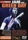 JAM WITH GREEN DAY LICK LIBRARY GUITAR PLAY ALONG DVD & CD NEW RDR0225