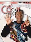The Cosby Show - Season 6 Family dvd Boxed Set (3 disc) BILL COSBY 1989 Mint Ln