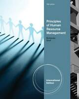 Principles of Human Resource Management. by Scott Snell, George-ExLibrary