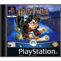 Harry Potter and the Philosopher's Stone (Sony PlayStation 1, 2001) -...