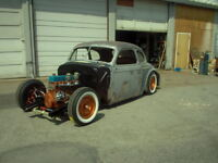 GAMBINO KUSTOMS 42 - 48 CHEVY  EXTREME AIR RIDE KIT