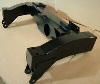 LAND ROVER SERIES II & III FRONT CHASSIS LEGS AND STEERING CROSSMEMBER to the US