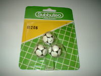Subbuteo Adidas Tango Footballs White 61205 * Brand New Un-Opened Packaging *