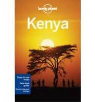 Lonely Planet Kenya (Travel Guide)-ExLibrary