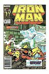Marvel's Iron Man #239 (Feb 1989, Marvel) - 'The Ghost is Out For Blood!'