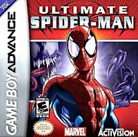 Ultimate Spider-Man - Game Boy Advance GBA Game