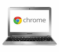 Samsung Chromebook 11.6 Laptop 1.7GHz, 2GB Ram, 16GB SSD, XE303C12 WITH CHARGER