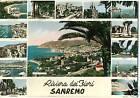 SANREMO - RIVIERA DEI FIORI - VEDUTINE (IMPERIA) 1957