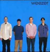 WEEZER -Weezer (D,Geffen,1994) = erstes Album