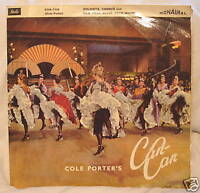 CAN CAN (MUSICALS VINYL LP ALBUMS RECORDS)