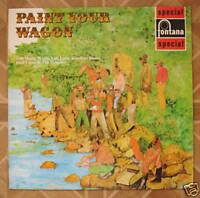 PAINT YOUR WAGON (MUSICALS LP VINYL) MARTY WILDE