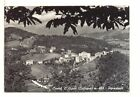 CASTEL' D' AIANO B/N VIAGG 1958 PANORAMA
