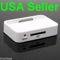 Dock Cradle Sync Charger Station for Apple IPHONE 4 4G
