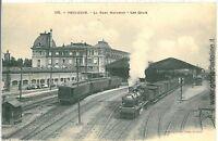 VINTAGE POSTCARD FRANCE - Haute-Garonne TOULOUSE - GARE