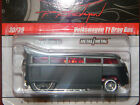HW HOT WHEELS 10 PHILS GARAGE #30 VW VOLKSWAGEN T1 DRAG BUS HOTWHEELS VHTF RARE