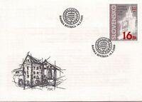 2005 - SLOVAKIA  - FDC - CHURCH