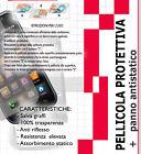 Pellicola protettiva proteggi LCD SAMSUNG C3300