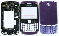 BlackBerry Curve 8530 Complete Full Housing Case Cover