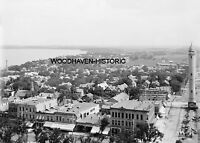 Madison, Wis., panorama from Capitol dome 1880 Photo 1