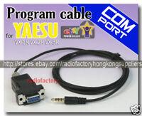 Program cable for  VX-1R VX-2R VX-5R VX-150 VX-3r P10