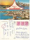Cartolina Rarissima SALUTI DA ALGHERO - SASSARI