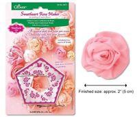 Clover Sweetheart Rose Maker Medium 50mm Free UK Postage 8471