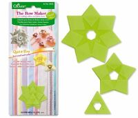 Clover The Bow Maker Small 3 Sizes Free UK Postage 8450