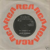 "JO-EL SONNIER tear-stained letter 7"" CS EX/EX promo uk rca"