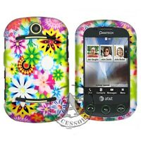 Spring Garden HARD Case Snap Phone Cover for AT&T Pantech Pursuit II 2 P6010