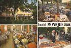 Cartolina colori Cervia Ravenna Hotel Monique viaggiata anni 70? Emilia Romagna