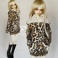 Super Dollfie(SD/Luts)Outfit-- 1/3 Leopard Hoodie