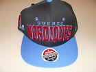 Quebec Nordiques Zephyr Gray Superstar Snapback Hat Cap NHL Hockey Adjustable