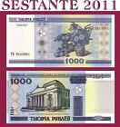 BELARUS / BIELORUSSIA - 1000 1.000 RUBLEI 2000 - P 28a - FDS / UNC