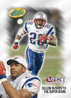 COREY DILLON  PLAYOFFS 2004  ETOPPS IN HAND ONLY 1083