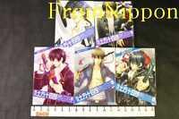Gin Tama Gintama Anthology Gekkan Hijikata Toshiro Souseme 1~5 set Yaoi BL manga
