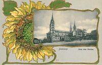 Ansichtskarten VINTAGE POSTCARD: GERMANY - GRUSS AUS: BAMBERG
