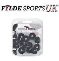 Precision Training Ultra Flat Rubber Studs for Football Rugby Sport