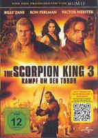 The Scorpion King 3 - Kampf um den Thron -  DVD - NEU & OVP