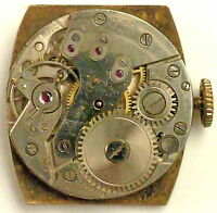 BENRUS AR13 Complete Running Wristwatch Movement - Spare Parts / Repair