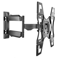 PLASMA LCD LED 3D TV WALL BRACKET MOUNT TILT SWIVEL 32 40 42 46 48 50+