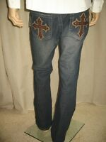 XTREME COUTURE MEN'S JEANS 30 32 34 36 X 32 LENGTH NWT