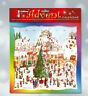 Xmas ~ Christmas Advent Calendar ~ Calender ~ CHILDREN PLAYING (S827)