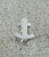 Medal And Ribbon Attachment Silver Anchor Device - 1/4 Inch