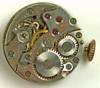 Benrus AP12 Complete Running Wristwatch Movement - Spare Parts / Repair
