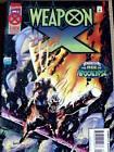 Weapon X n°2 1995 ed. Marvel Comics