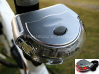 MTB Bike Bicycle Cycling 5 LED Flash Light Rear Super Bright Tail Light 3 Modes