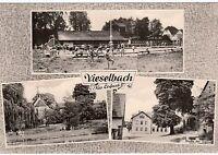 Alte Ak - Vieselbach  Kreis Erfurt   1963 !!!!!!!
