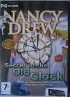 NANCY DREW - SECRET OF THE OLD CLOCK #12 - CD ROM COMPUTER GAME